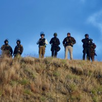 police at the standing rock pipeline protests