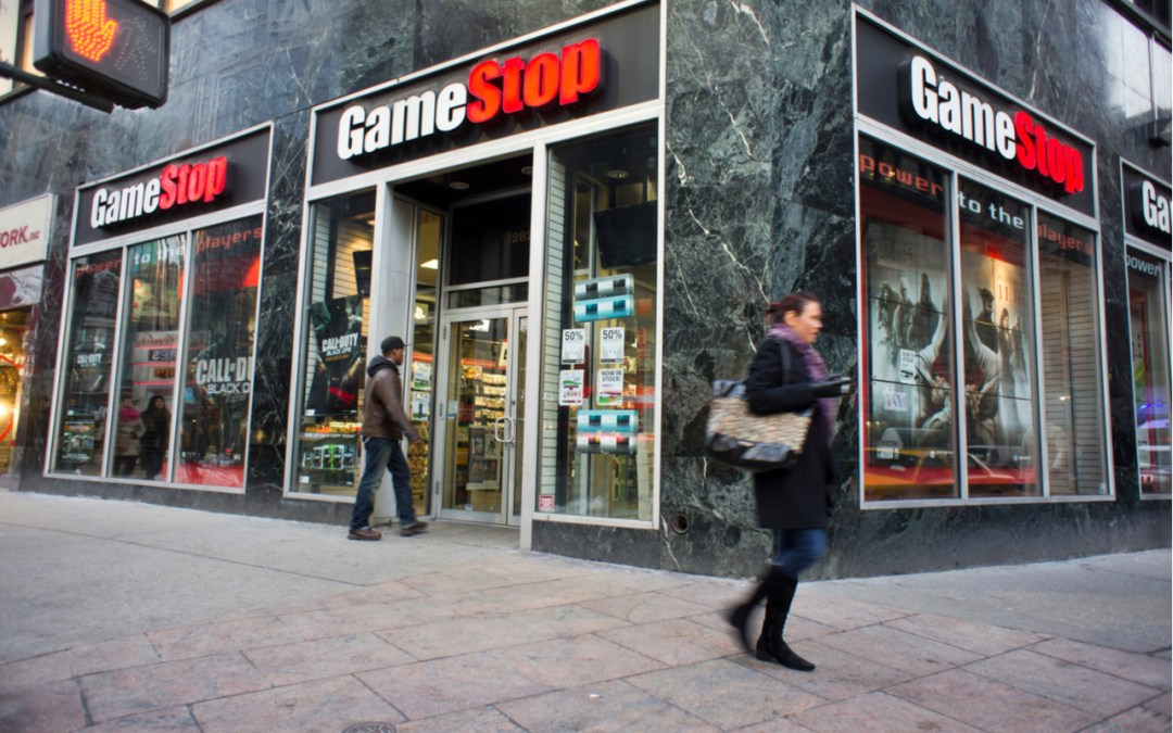 Some Corporate-Suite Context for the Fun and Games at GameStop