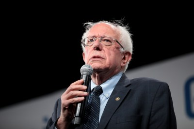 bernie sanders - wealth tax - estate tax