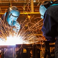 industrial welder u.s. trade policy