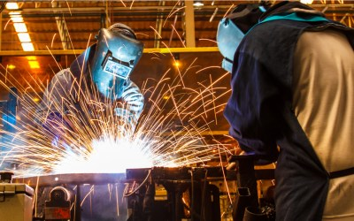 industrial welder u.s. trade policy