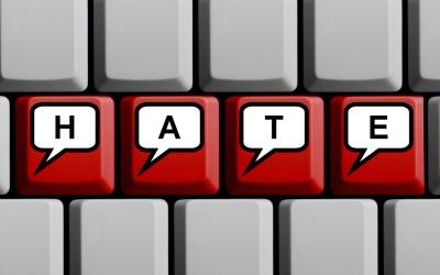 far right hate speech online made proliferated under trump