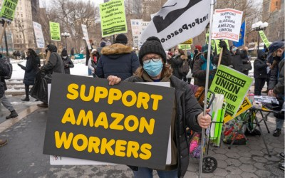 Amazon Union Vote Shows Why We Need the PRO Act