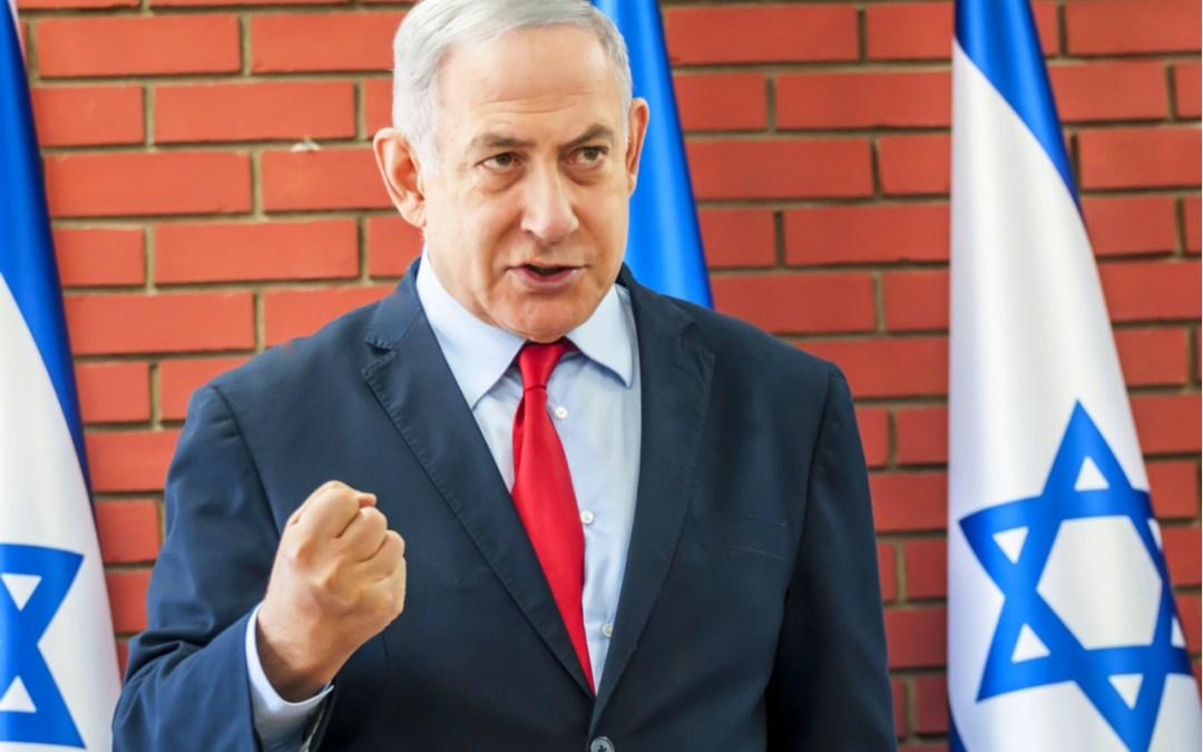Netanyahu Soldiers On
