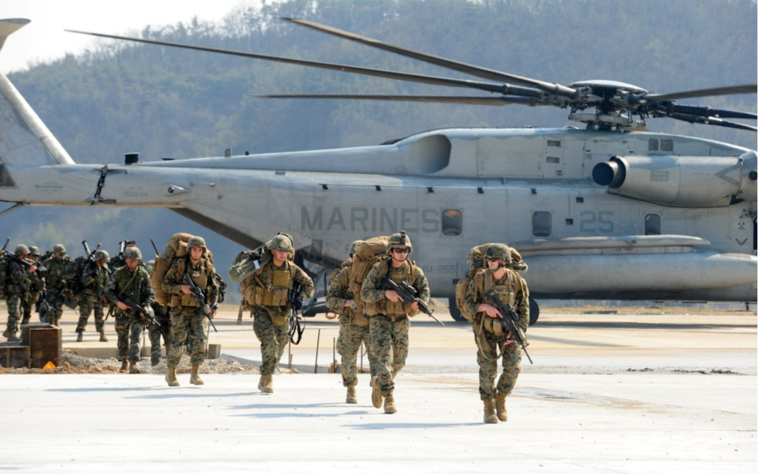 Biden's Unconscionable Military Budget