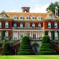 An old Gilded Age mansion retains its old glory in Old Westbury, Long Island