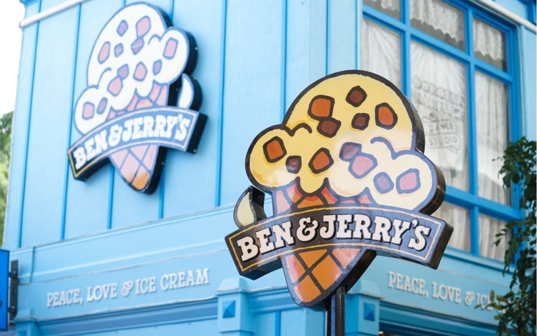 Ben & Jerry's Is Carrying on a Proud Tradition of Boycotts for Human Rights
