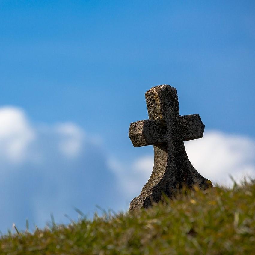 death, gravestone