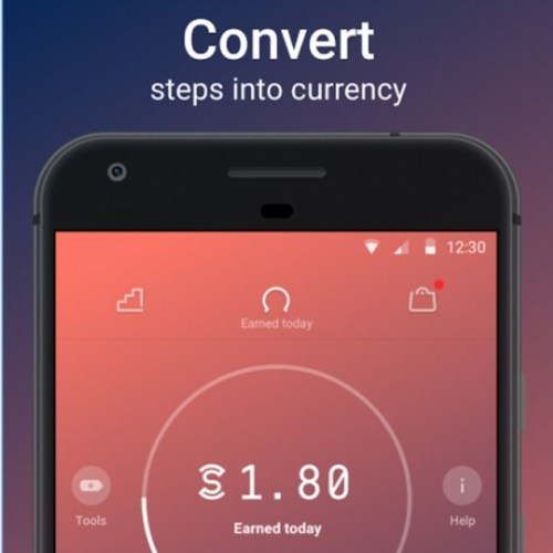 The Sweatcoin Waling App