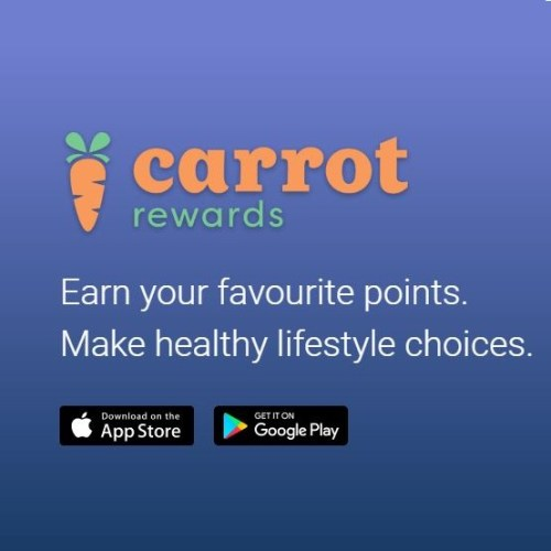The Carrot Walking App
