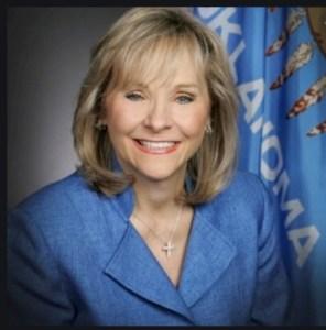 Oklahoma Governor Mary Fallin