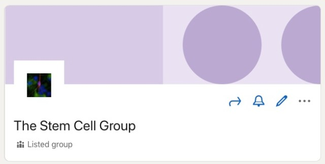 The stem cell group LinkedIn