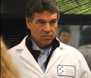 Rick Perry, fan of stem cells and Celltex clinic.