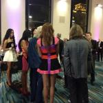Peter Nygård anti-aging meeting of the minds with Aubrey de Grey draws a crowd at WSCS2012