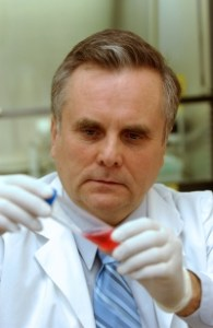 Mariusz Ratajczak, the main proponent of VSELs.