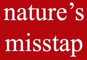 nature's misstap on STAP