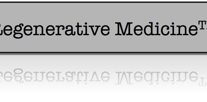 Regenerative Medicine brand