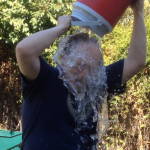 Where I Do The Ice Bucket Challenge & Who Did I Challenge?