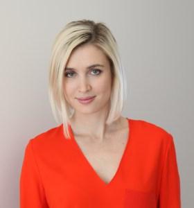 Transhumanism leader Maria Konovalenko