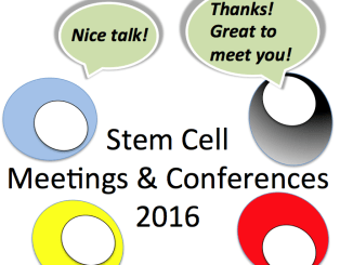 Stem Cell Meetings 2016