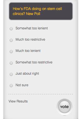 FDA poll