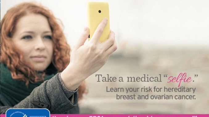 Medical Selfie
