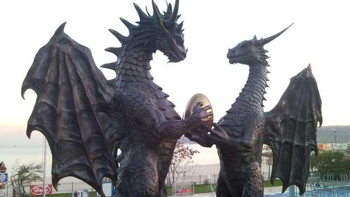 CRISPR-dragon