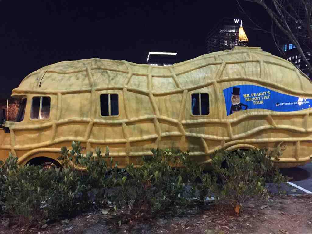 Peanut-mobile