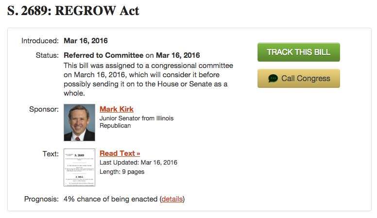 REGROW-Act