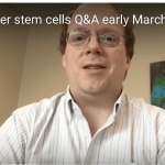 Q&A video with Paul Episode 2: stem cell & CRISPR questions answered