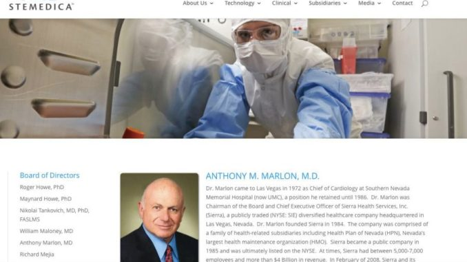 Dr. Anthony M. Marlon Stemedica