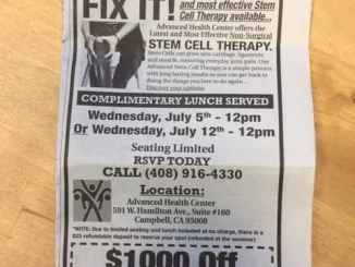 stem cell ad coupon