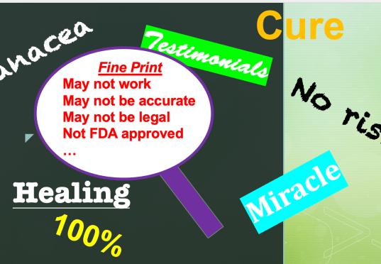 stem cell fine print
