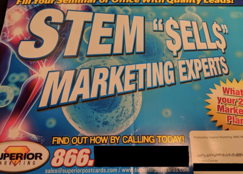 stem sells marketing