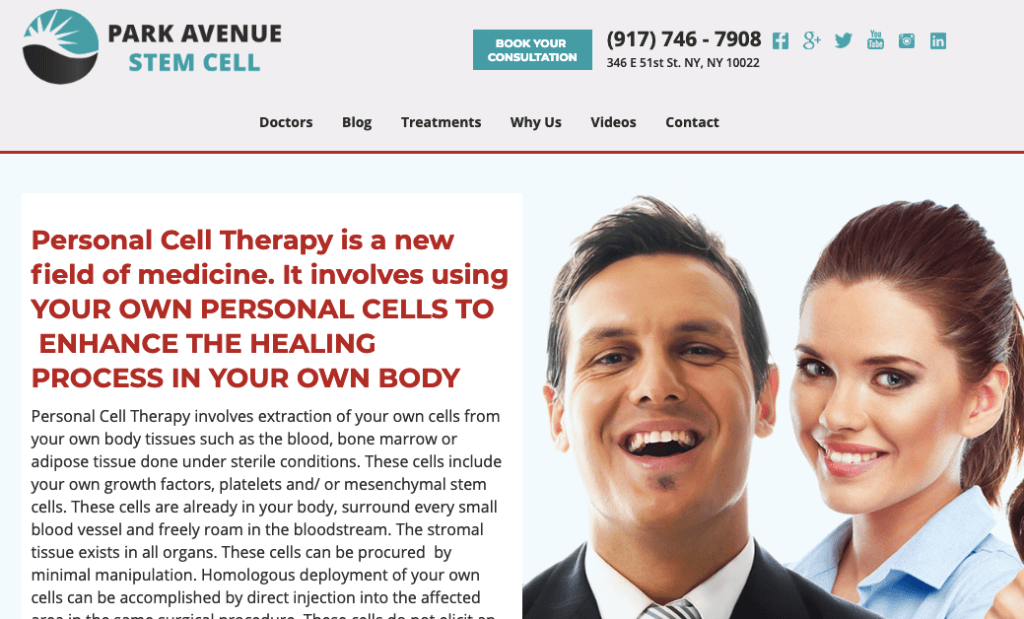 New-York-stem-cell-clinic-sued-by-AG