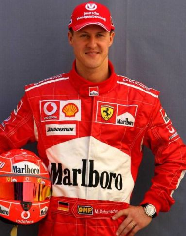 Michael Schumacher stem cells