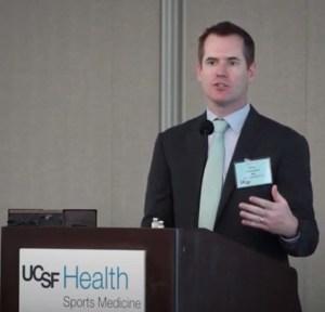 PRP, platelet rich plasma, Dr. Drew Lansdown UCSF