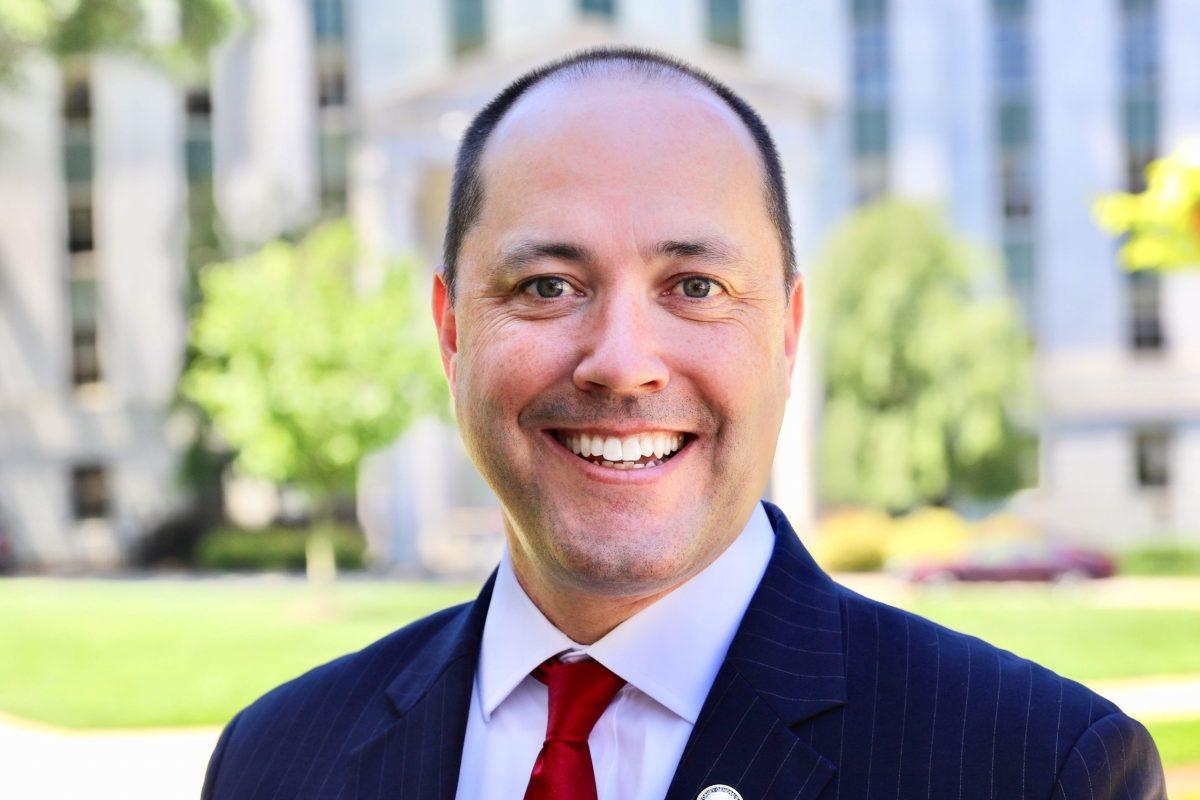 Georgia AG Chris Carr