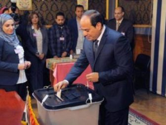 Egypt vote count