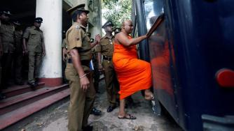 Sri Lanka buddist