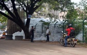 South Asia - India - ltoxic foam