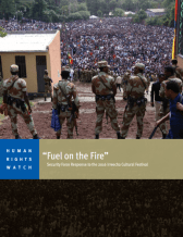 HRW - Fuel on the Fire