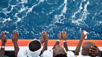 Libya - Italy accused