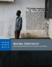 Victims' Legal Representation at the ICC in the Ongwen Case and Beyond