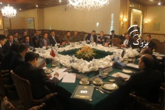 Afghanistan quadrilateral meeting