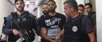 Brazil - Rio police capture