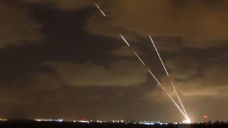Israel - Retaliates against