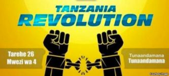 TANZANIA Opposition leader arrested as the country braces for anti-government demos
