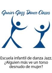 Logotipo Junior Jazz Dance Classes