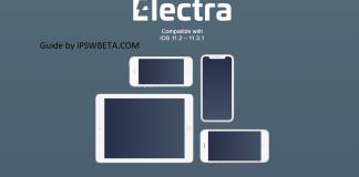Download Electra Jailbreak iPA for iOS 11-11.1.2~Step By Step Jailbreak